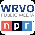 WRVO Public Media App icon