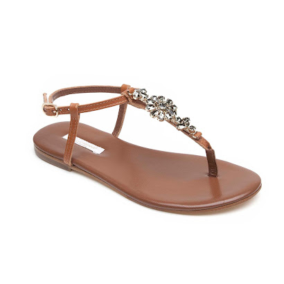 Dolce & Gabbana Luxurious Crystal Sandal SANDALS