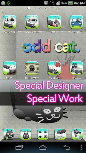 主題OddCat HD轉到啟動