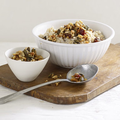 Maple Granola Crunch Porridge Topping