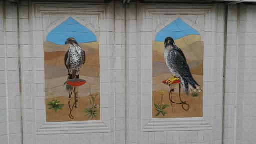Falcon Mosaik