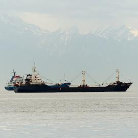 by Cristi Radulescu - Transportation Boats