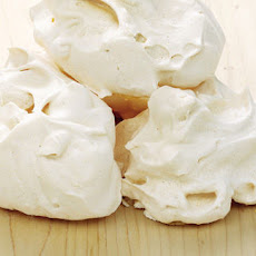 Basic (Swiss) meringue