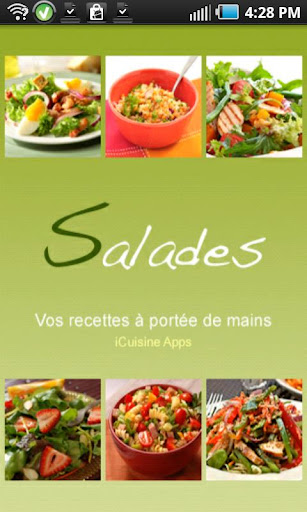 iCuisine Salades