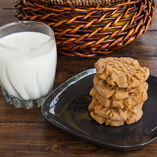 Peanut Butter and Bacon Cookies