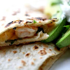 Shrimp Quesadilla