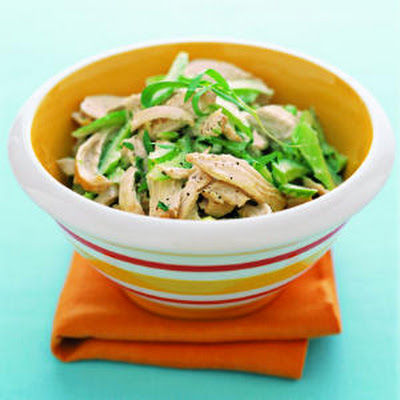 Lemon Chicken Salad with Tarragon