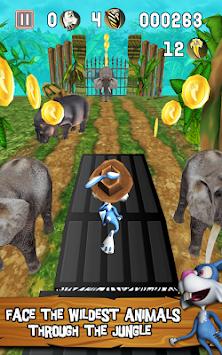 Temple Bunny Run AdFree apk screenshot