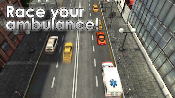 Screenshot of 911 Ambulance Joyride Racing