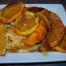 Island Girl Orange Grilled Chicken Paillards/Cutlets