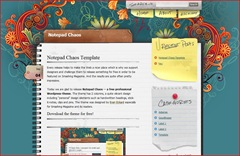Notepad chaos