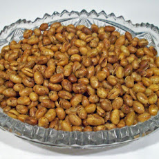 Roasted Soy Nuts