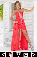Screenshot of Dresses Design