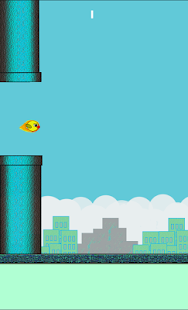 Baby Bird Dash - screenshot
