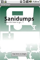 Screenshot of Sanidumps RV Dump Station
