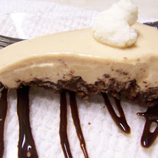 No Diet Peanut Butter Pie
