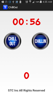 Chill Out Button! Pro - screenshot