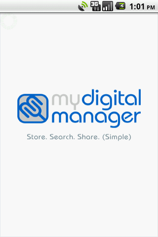 My Digital Manager
