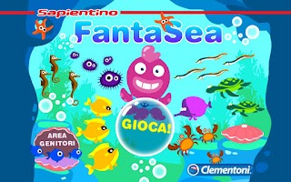 Screenshot of FantaSea