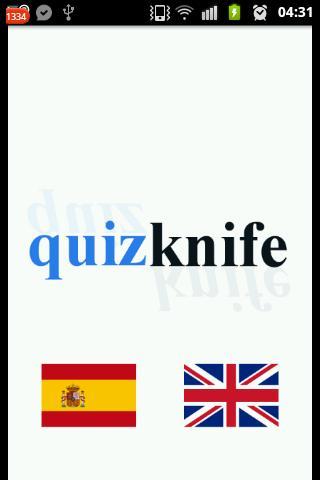 Quiz Knife Aprende inglés FREE
