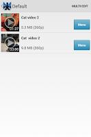 Screenshot of GetVids: Easy Video Downloader