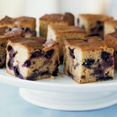 Blueberry Tea Cake