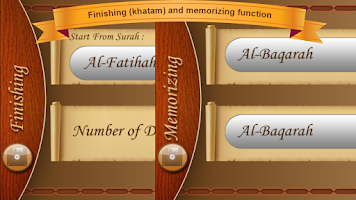 Screenshot of MyQuran v.3
