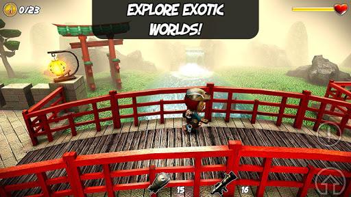 Clash of Puppets hack n slash - screenshot