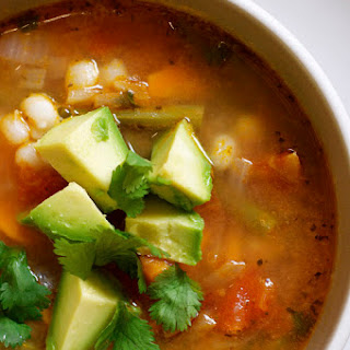 Mexican Chicken Vegetable Soup Recipes