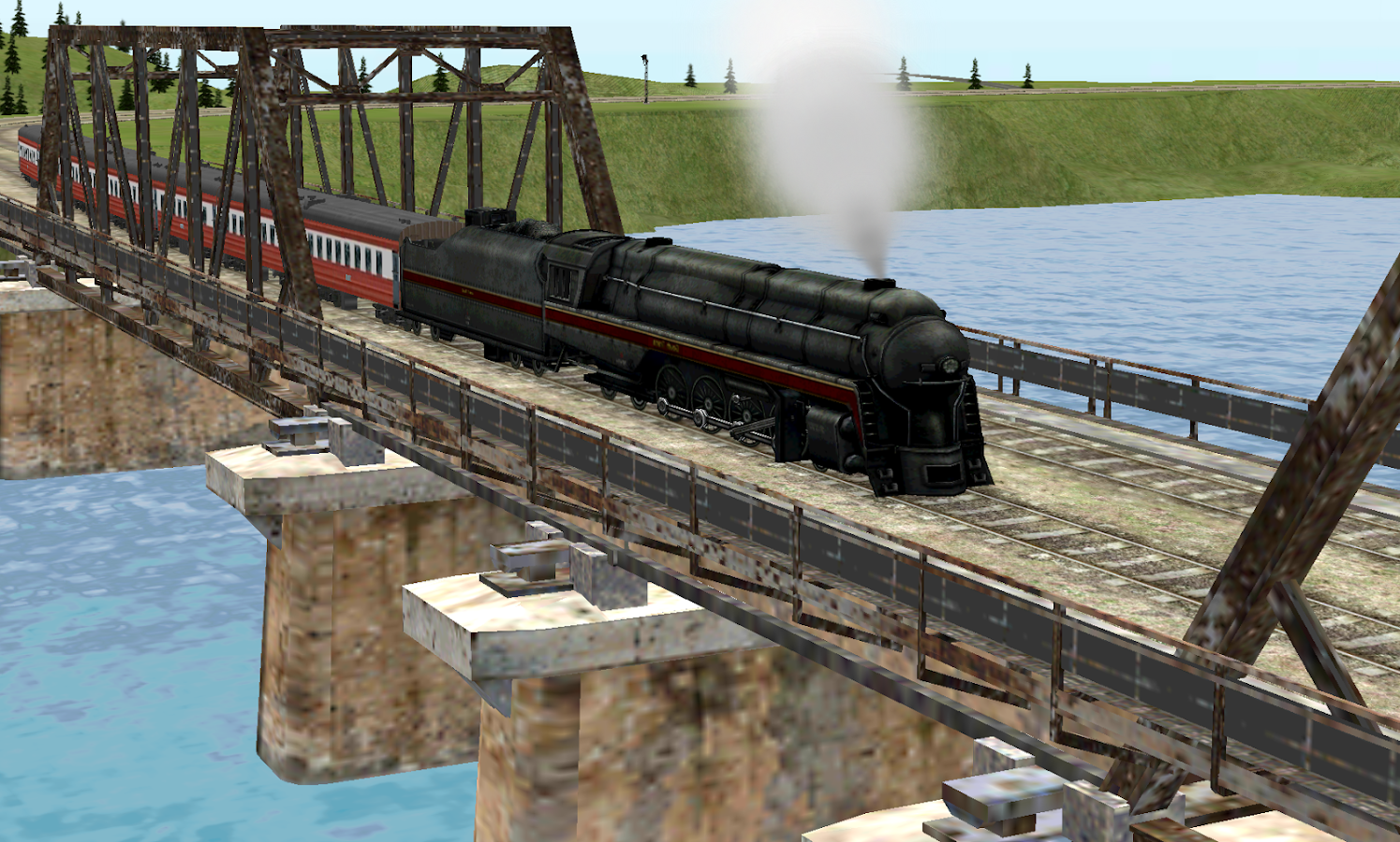 Train Sim Pro Screenshot 11