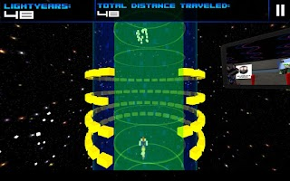 Screenshot of Warp 5 Overdrive