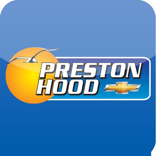 Preston Hood Chevrolet LOGO-APP點子