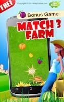 Screenshot of Match 3 Fruits Link Quest