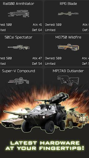 Forces of War - screenshot