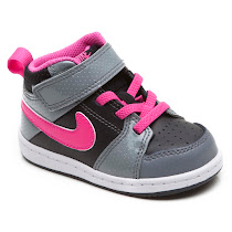 Nike Girls Backboard 2 High Top TRAINER