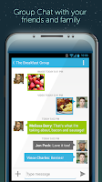 Screenshot of ELCATalk – Call, Text, SMS