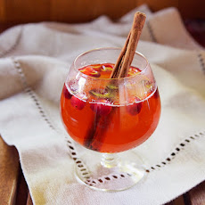 Mulled Cranberry Apple Cider