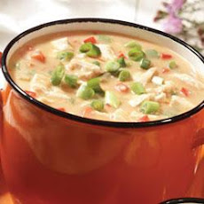 Campbell's Kitchen Cheesy Chicken Chowder