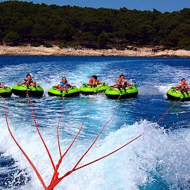 Having fun by Žaklina Šupica - Sports & Fitness Watersports (  )