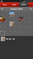 Screenshot of Smart Album - PhotoCal Free