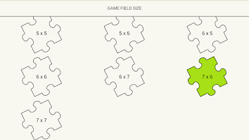 Screenshot of Puzzle Mania