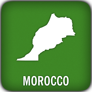 Morocco GPS Map