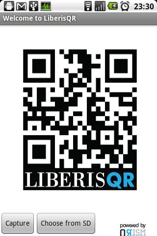 Liberis QR