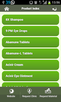 Screenshot of Breathefree App