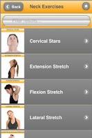 Screenshot of Upper Back Pain Neck Shoulders