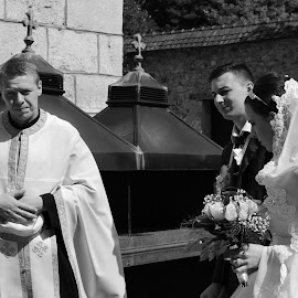 by Ivana Trifkovic - Wedding Ceremony ( Wedding, Weddings, Marriage )