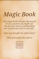 Screenshot of Magic Book Pro