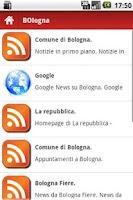 Screenshot of BOlogna