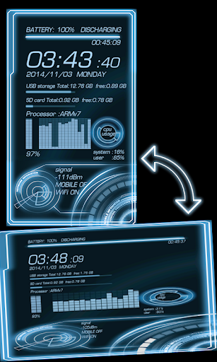 Mobile Info - screenshot