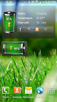 Screenshot of Battery Tools & Widget Android